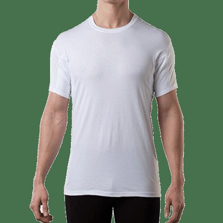 The TopDry Sweatproof Crewneck undershirt